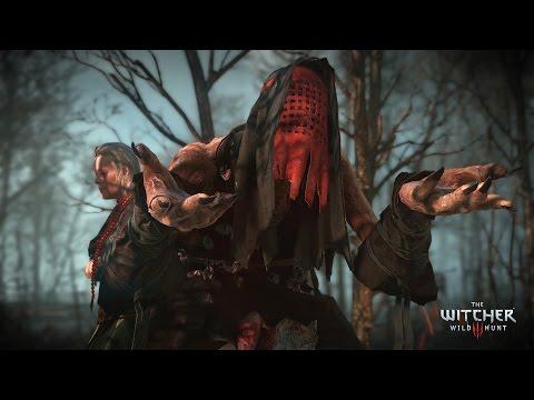 وتشر 3: جبل الدم - مكان الحيزبونات وإيميرليث || Witcher 3: Blood Mountain