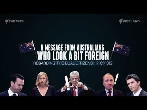 A message from Australians who look a bit foreign - The Feed