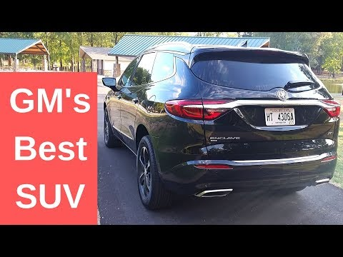 2020 Buick Enclave: Review of GM's Best SUV