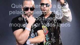 Wesillo  Chantel   Choros Mojados (Con Letra) Original.wmv