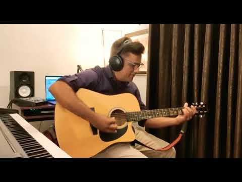 Vathikkalu vellaripravu Guitar cover by Joseph Nadam