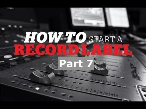 How To Start A Uk Record Label (part 7) Digital Distribution No: 2