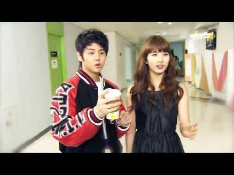 [Vietsub][HD] Suzy (miss A), Yoseob (BEAST), Minho (SHINee) parody