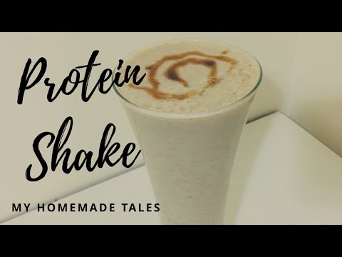 PROTEIN SHAKE,SUGAR FREE PROTEIN SHAKE FOR THOSE SKIPPING BREAKFAST/HEALTHY DRINK /SUGAR FREE��