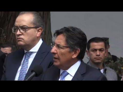 AFP: Colombie: l'auteur de l'attentat de Bogota identifié (Parquet)