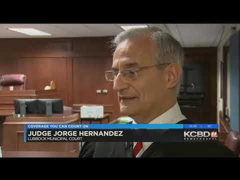 Lubbock Municipal Court Provides Alternative Sentences, Rehabilitation To Homeless Community