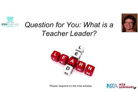 Leading Change Beyond the Classroom   Teacher Leaders Speak Out