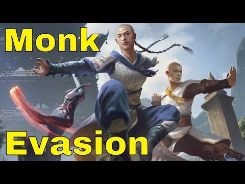 D&D (5e): Monk's Evasion