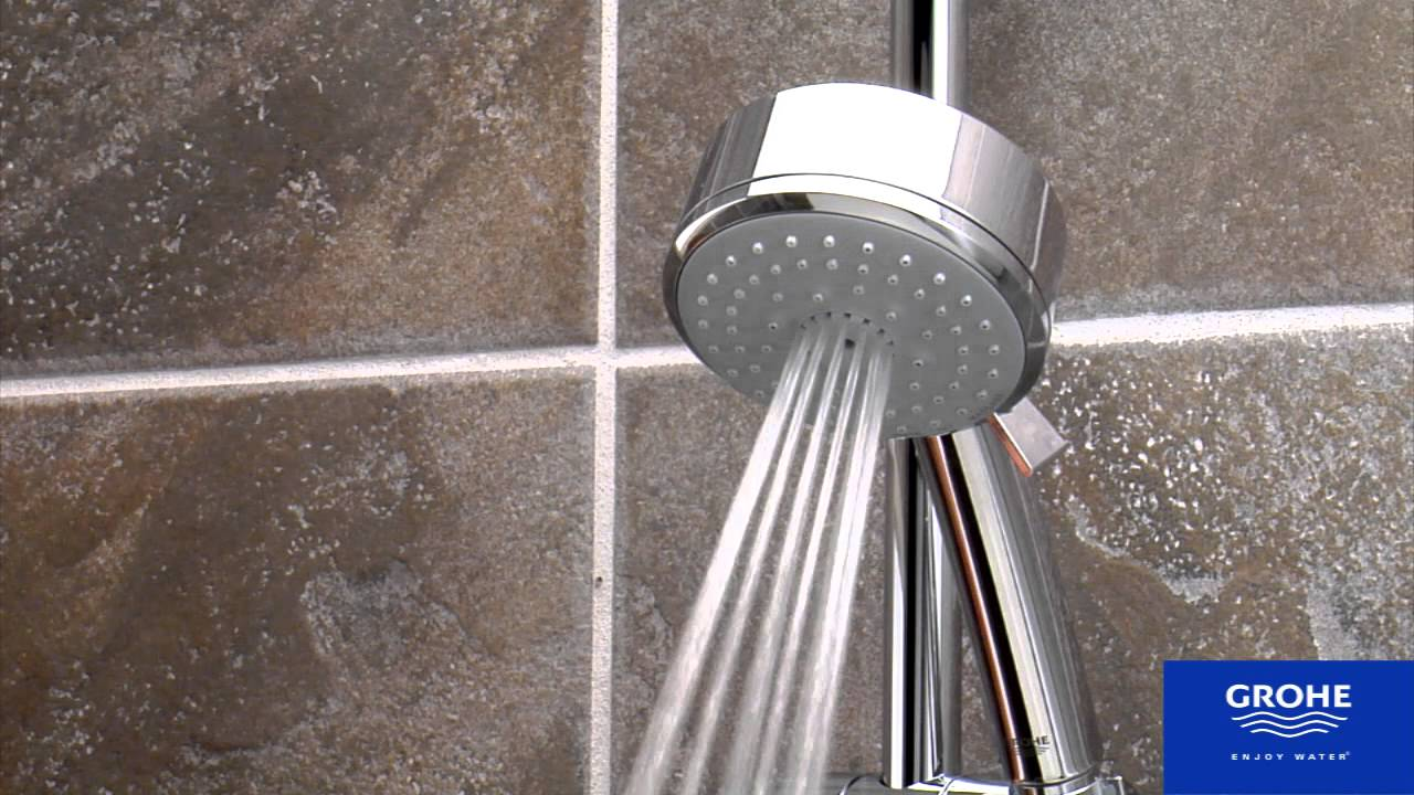 GROHE | New Tempesta | Product Video - YouTube