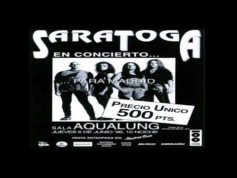 Saratoga - Loco (Video del CD del concierto de los Cien Duros)