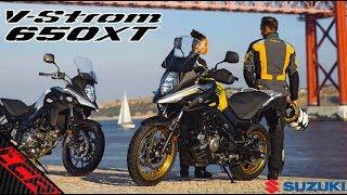 2018 Suzuki V-Strom 650 XT | Better Commuter Than a GS??