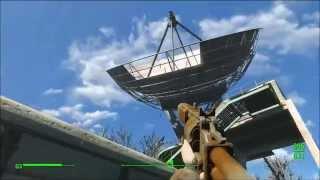 Fallout 4 003 Бюро находок 8 ядерных блоков для силовой брони. Часть 1
