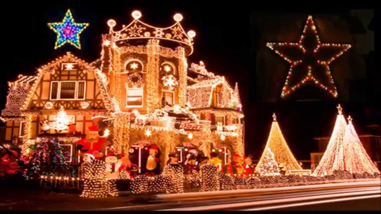 latest top 10 house christmas light displays 2014
