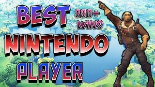 Fortnite Best Nintendo Switch Player 870+ Wins! EASIER WINS WITHOUT REDEPLOY GLIDER!