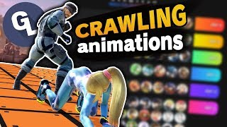 Twins Rank Everyone's Crawling Animations in Super Smash Bros. Ultimate