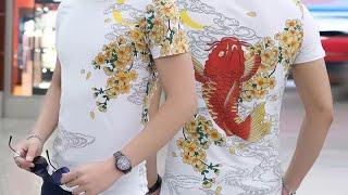 Tổng hợp các mẩu áo thun - ao khoác nam | Shop TrinhVenus