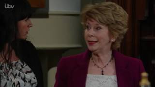 Diane Reports That Debbie Lied To Get Close To Jack And Sarah - Emmerdale