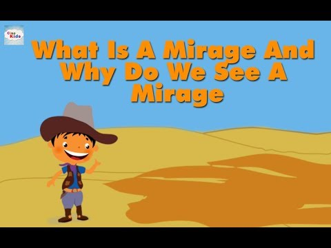 What does mirage mean