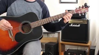 Download Chord Improvisations Guitar Lesson - These simple variations take your playing to the NEXT LEVEL! MP3 song and Music Video