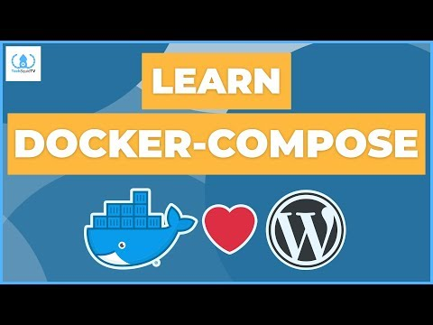 Learn Docker-Compose with WordPress