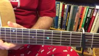 Mr. Knuckle's Music Lessons - Only Solitaire (Jethro Tull)
