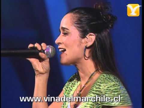Julieta Venegas, Algo Está Cambiando, Festival de Viña 2005