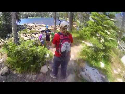 Ruth Lake -  Uinta Mounatins