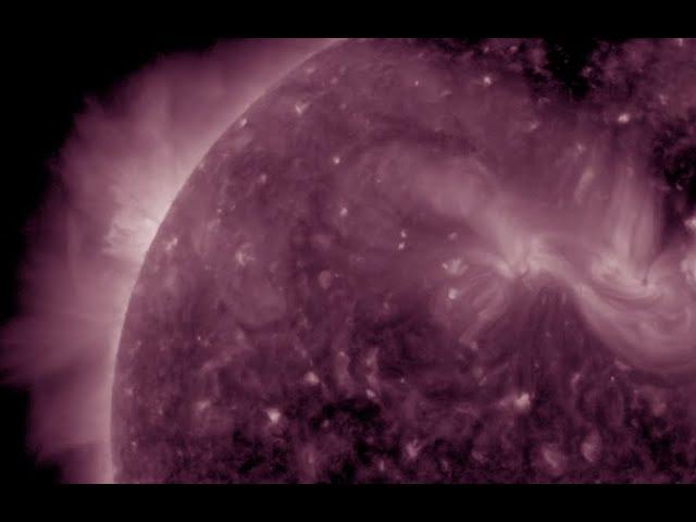 Solar Eruptions, Deep Electric, Sneaky Nova   S0 News Jun.21.2021