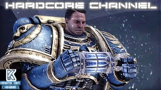 Warhammer 40000  Space Marine - Hardcore =4= Тайное оружие