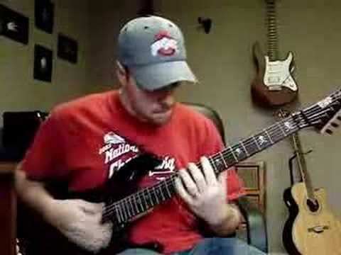 Killswitch Engage - Rose of Sharyn (guitar cover)