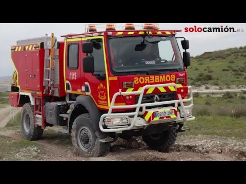 Renault Trucks D 14 Fire & Rescue