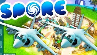 I DESTROY ALL THE PLANETS AND EVERYONE HATES ME - Spore #5 thumbnail