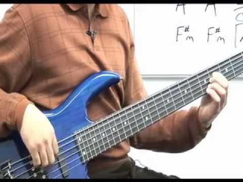 Friend Of God (bass Lesson In E)