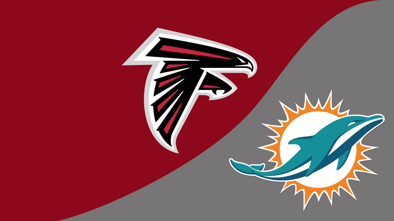 Image result for dolphins vs falcons