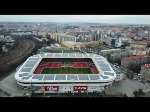 Stadion EDEN ARÉNA - SK SLAVIA PRAHA - Vršovice