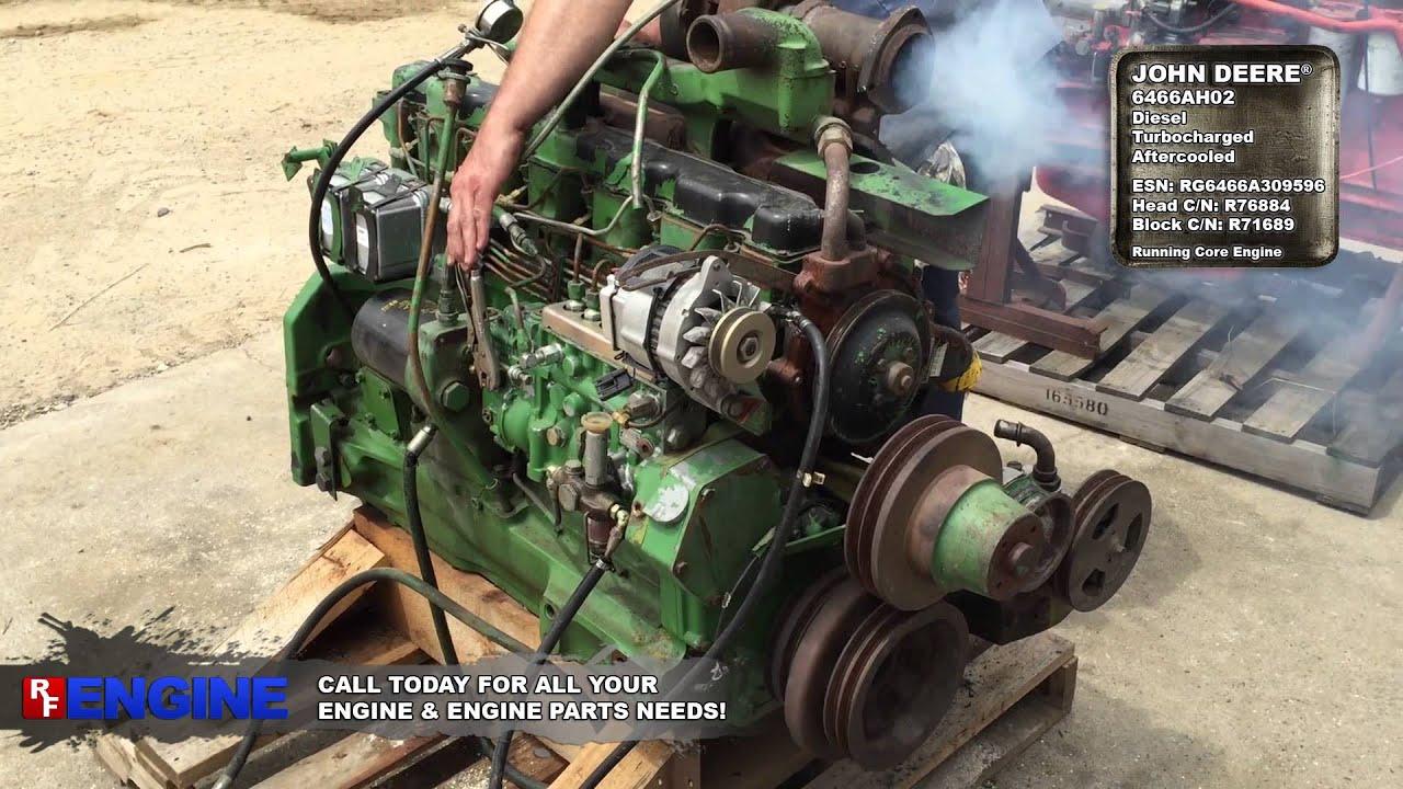 John Deere Tier 3 Powertech Plus 6090 Industrial Engine