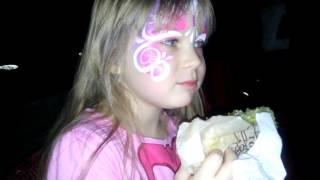 Шоу в Лужниках Волшебное созвездие Disney Полина и кукуруза