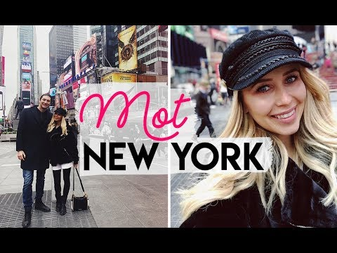 MOT NEW YORK | Vlogg 29