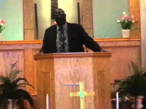 Min Horace Miller tag team sermon with Dr Douglas Carter-The Prodigal Son