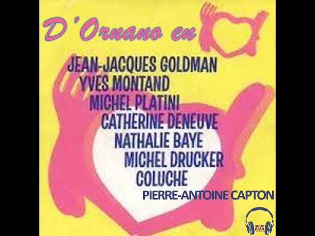 Les Enfoirés - 🎶 D'ornano en chœur 🎶 (starring Pierre-Antoine Capton)