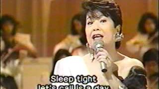 Lullaby of Broadway ブロードウェイの子守歌 Pegi Hayama ペギー葉山.