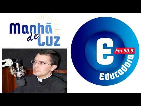 Programa Manhã de luz com Pe. Alex Nogueira - 24/08/2020 from YouTube · Duration:  8 minutes 27 seconds