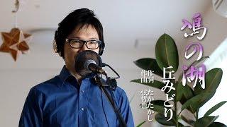 鳰の湖 / 丘みどり cover by Shin