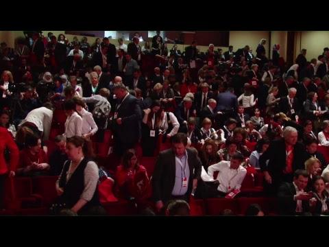 Смотреть Пленарная сессия «Социальное неравенство и достойная жизнь», форум «Сообщество», Уфа онлайн