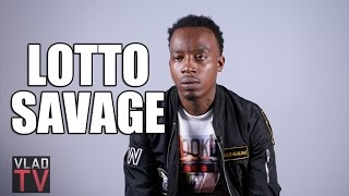 Lotto Savage on Getting 21 Savage's Approval Before Signing to Epic Records
