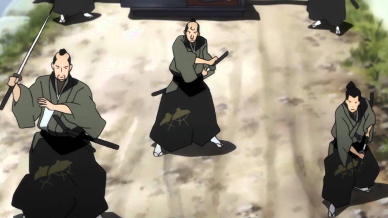adult swim samurai champloo