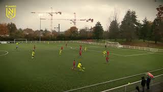 VIDEO: U17. Les buts de FCN - Merignac (5-0)