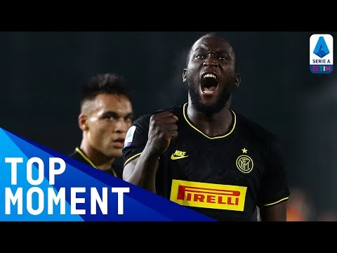 Lukaku Smashes in his 7th Serie A Goal! | Brescia 1-2 Inter | Top Moment | Serie A