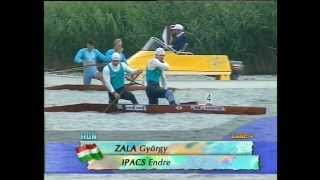 ICF Canoe World Championship 1998 Szeged C-2 1000 m