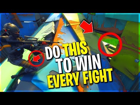How to WIN EVERY FIGHT in Season 6 | Fortnite Battle Royale Tips and Tricks